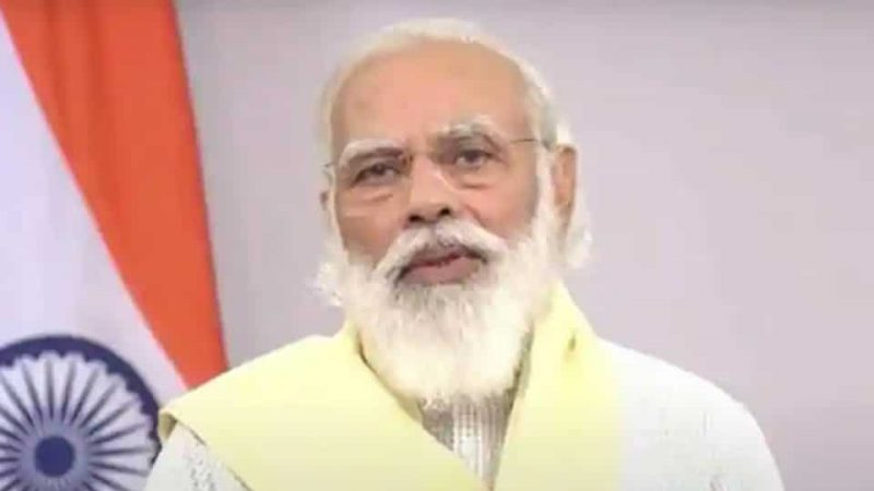 PM Modi unveils Swami Vivekananda statue in JNU campus