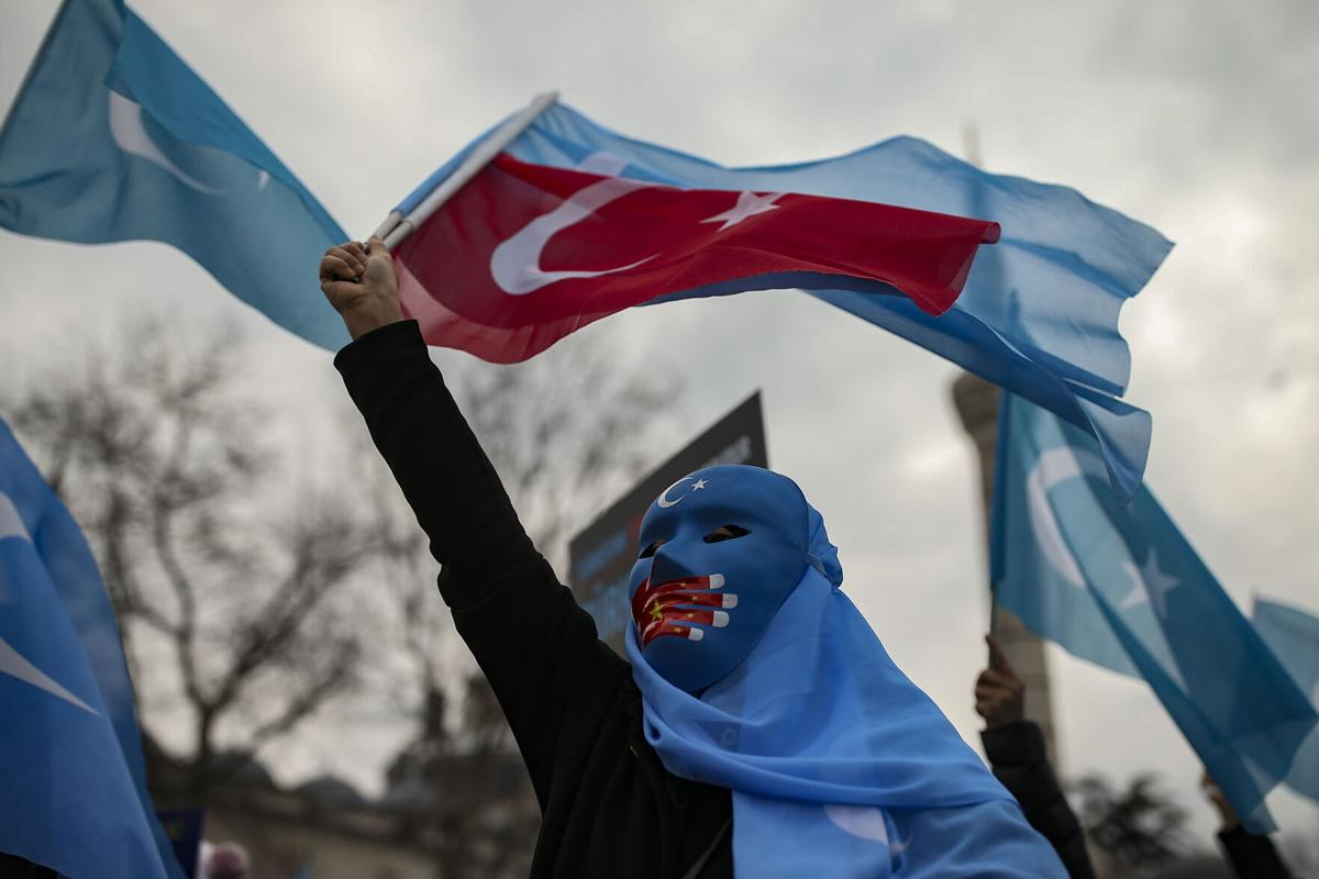 Turkey conveys 'sensitivity' to China over rights abuses against Uyghurs
