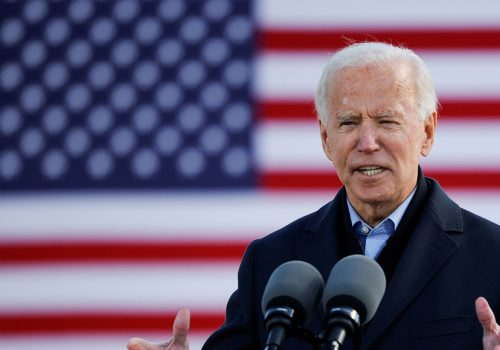 US President Biden vows not to let China become world's leading power
