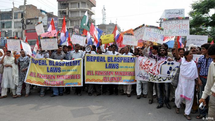 Religious minorities in Pakistan treated as non-citizens: report