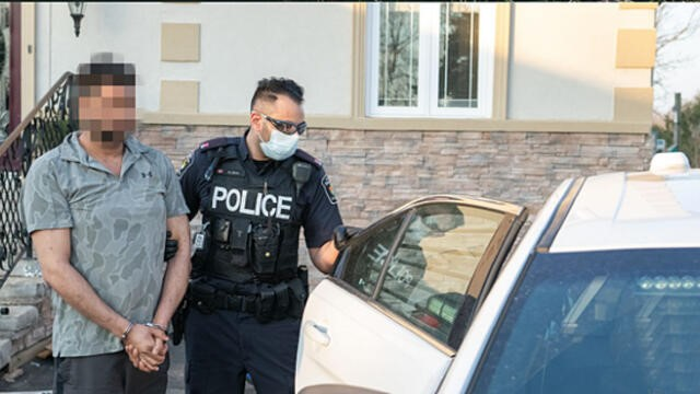 Drugs found at kids playland, 19 from Brampton busted as international trafficking ring smashed, police release all names