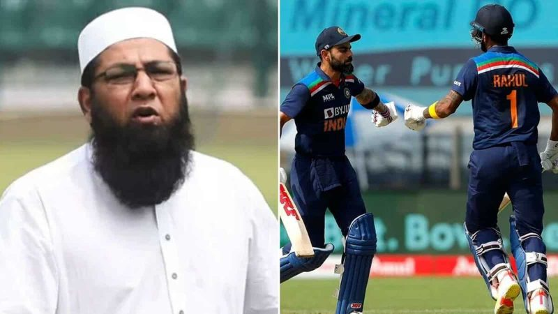 'Neither was Kohli able to do it, nor Rahul': Inzamam-Ul-Haq highlights the one element missing in India's batting