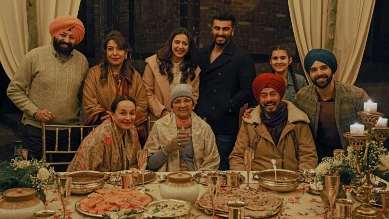 Sardar Ka Grandson trailer: Arjun wants to shift an entire house from Lahore to Amritsar to fulfill Neena Gupta's wishes