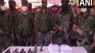 J-K Police: 10 arrested in Narco-terror Module