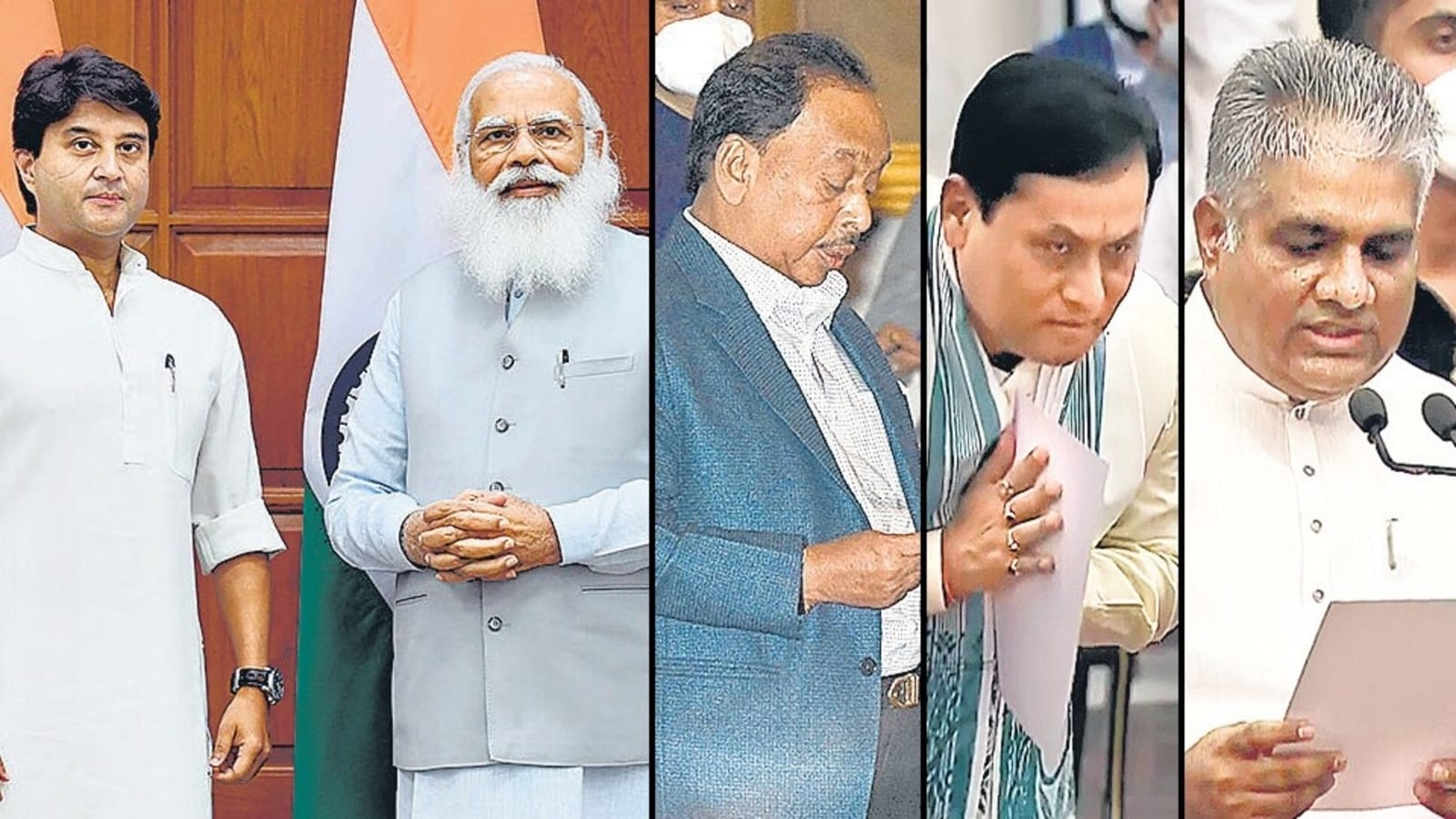 Modi's new cabinet: Blend of youth, skills, social engineering