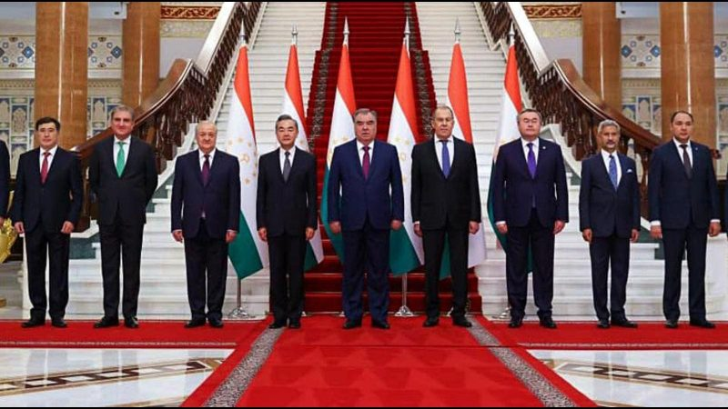 India suggests 3-point Afghanistan road map at SCO Group meeting