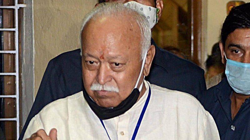 CAA, NRC will not hurt Indian Muslims: Bhagwat in Assam