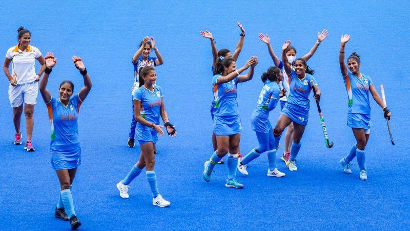 Indian cricketing fraternity lauds women's hockey team for historic win vs Australia in Tokyo Olympics