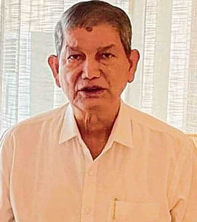 All isn't well with Punjab Congress, trying to end crisis: Harish Rawat