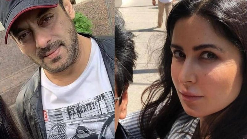 Salman Khan and Katrina Kaif win hearts as they pose for selfies with Russian Bollywood fans, see pics