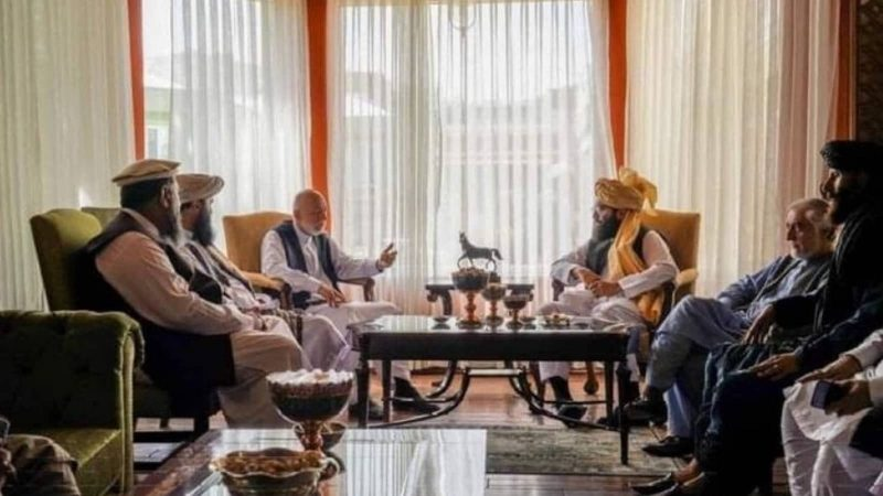 Haqqani and Baradar fight it out for power in Kabul